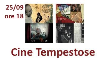 Incontro con proiezione del documentario �Cine Tempestose� (Italia 2013, regia di Sergio Basso).