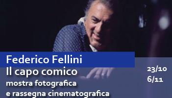 Federico Fellini - Il capo comico