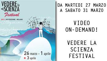 vedere la Scienza Festival