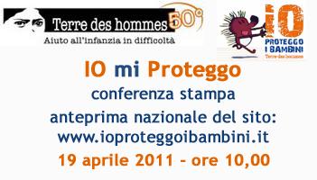 19 aprile 2011 - Conferenza stampa