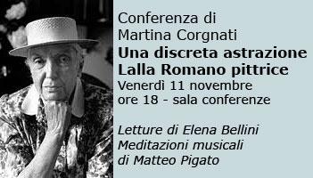 Conferenza di Martina Corgnati