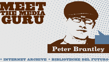 Meet the Media Guru - Peter Brantley